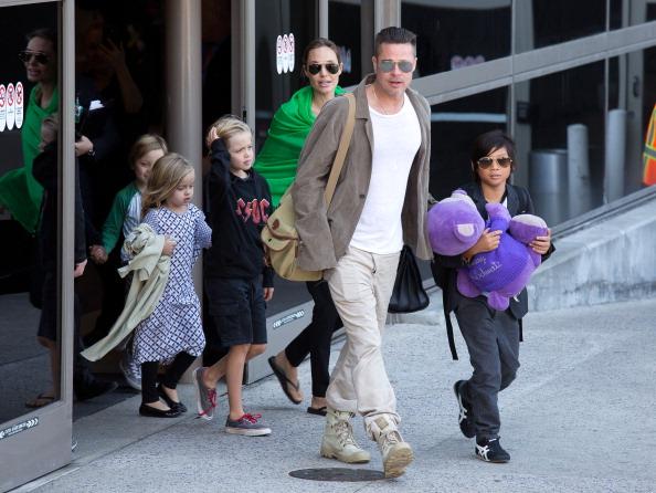 Celebrity Sightings In Los Angeles - February 05, 2014